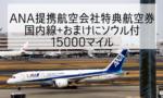 【ANA】提携航空会社特典航空券 国内線+国際線ルート